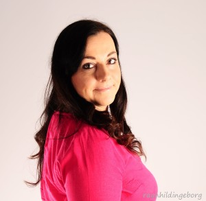 Ragnhild I rosa