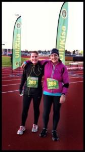 Halvmaraton 18.11.12